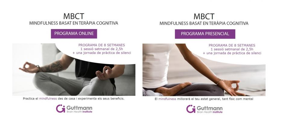MBCT Programe Mindfulness al Guttmann Brain Health Institute